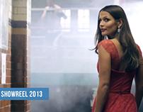 Pendragon Showreel 2013
