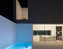 model home . AR+
