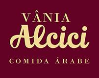 Vânia Alcici - Rebranding