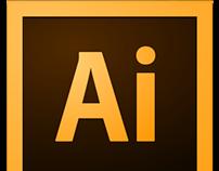 Adobe Illustrator Work
