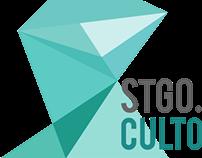 Stgo. Culto App (iPhone 4)