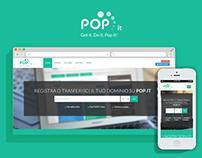 Pop.it | Website Redesign