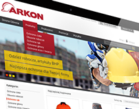 Branding & Shop for Arkon