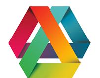 AAA / Bilişim Araştırma Geliştirme LOGO CONCEPT