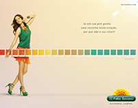 Shopping Mall Campaing - Spring / Summer