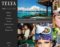 Telva.com redesign proposal