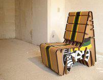 ANC Cardboard Chair