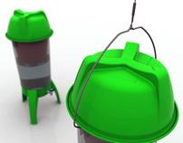Vhembe Filter (a Good Design Awards 2009 Winner)
