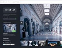 Noble | WordPress Theme