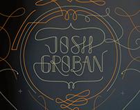 In the Round Tour | Josh Groban