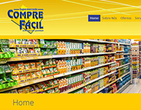 Website - www.supercomprefacil.com.br