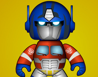 Transformers Animation - OptimusPrime
