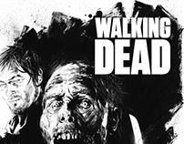 Illustration - The Walking Dead