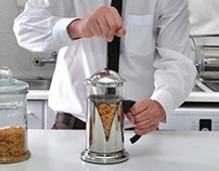 "KFC ""Blend 11"" Coffee Advertising / 2013"