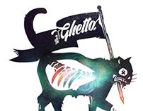 THE CRAZIES IN THE GHETTO. © 2013