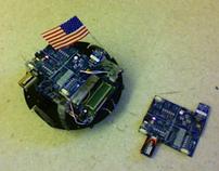 Tilt-Controlled Vehicle