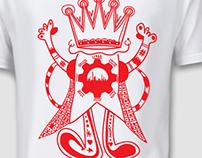 Royal hashtag tshirts