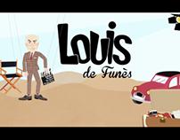 Louis l'éternel - générique ARTE