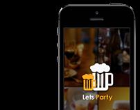 Lets Party app