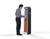 C-Station - The mobile device charging station -