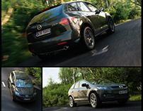 Mazda cx7 3D Exterior