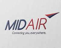 Branding | MidAir Extra's