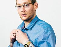 Clemens Meyer for Der Spiegel