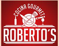Cocina Gourmet Roberto's✎