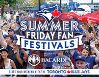 Summer Friday Fan Festival Campaign
