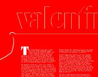 Poster - Valentine Typewriter
