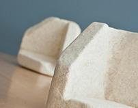 Sealed Air Material: Paper, Peanuts & Mushrooms