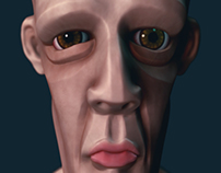 Professor (Speed Sculpt Exercise)