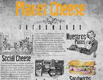 Restaurante café -Planet ✎ Cheese-