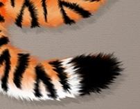 Tigger Tipography