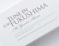 Tune in for Fukushima