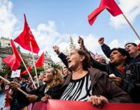 Manifestação CGTP 19 de Outubro