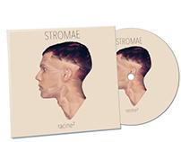 Pochette album Stromae racine carrée