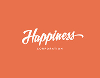Happiness Corporation Website