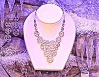 Bloomingdales Dubai - Fine jewellery festive window '11