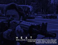 Heat - Alternative Posters