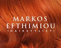 Markos Efthimiou - Hairstylist