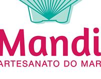 Identidade Visual: MANDI - Artesanato do Mar