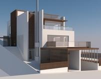Residence in Alimos, Greece