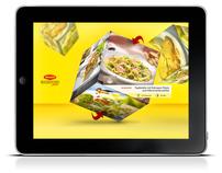 Maggi iPad (Skizze)