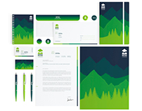 Anthea: Wildlife park / Corporate ID project