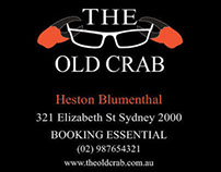 Company Branding {The Old Crab}