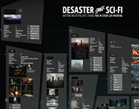 MATTE PAINTING INFOGRAPHIC
