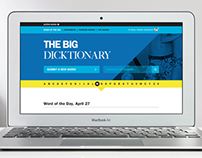 The Big Dicktionary
