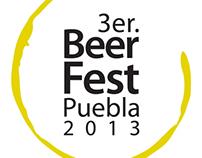Promocional 3er. Beer Fest Puebla
