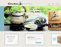 Package Design + Website Branding